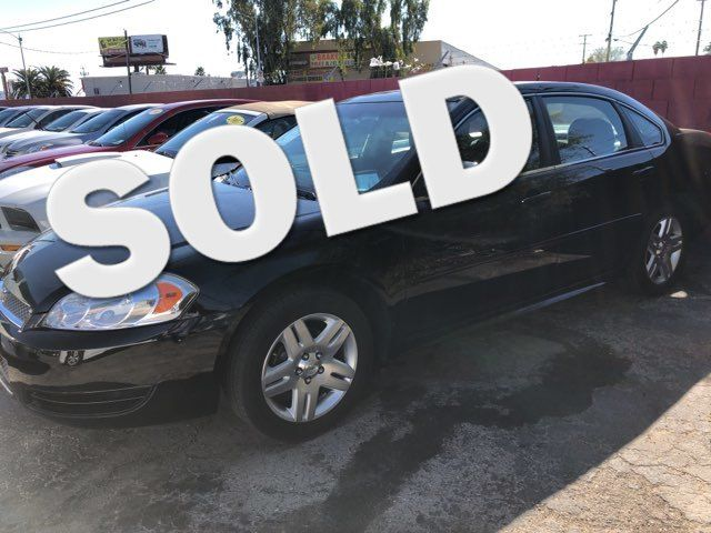 2014 Chevrolet Impala Limited LT CAR PROS AUTO CENTER (702) 405-9905 Las Vegas, Nevada 0