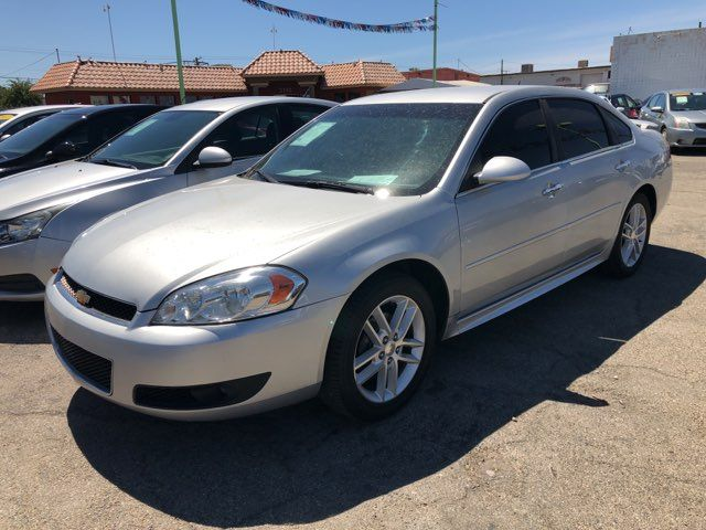 2014 Chevrolet Impala Limited LTZ CAR PROS AUTO CENTER (702) 405-9905 Las Vegas, Nevada