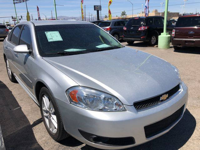 2014 Chevrolet Impala Limited LTZ CAR PROS AUTO CENTER (702) 405-9905 Las Vegas, Nevada 4