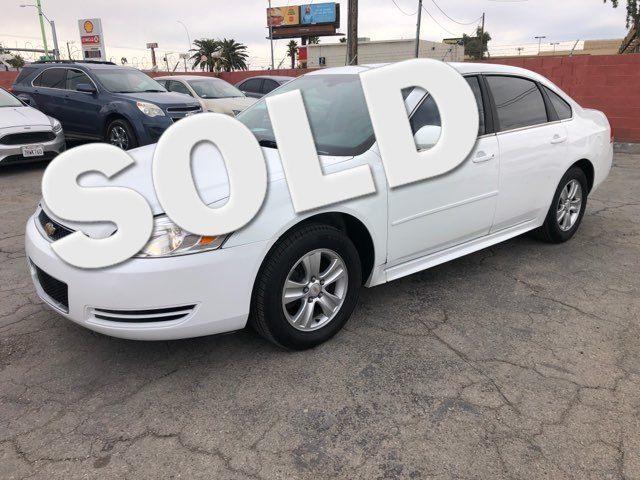 2014 Chevrolet Impala Limited LS CAR PROS AUTO CENTER (702) 405-9905 Las Vegas, Nevada