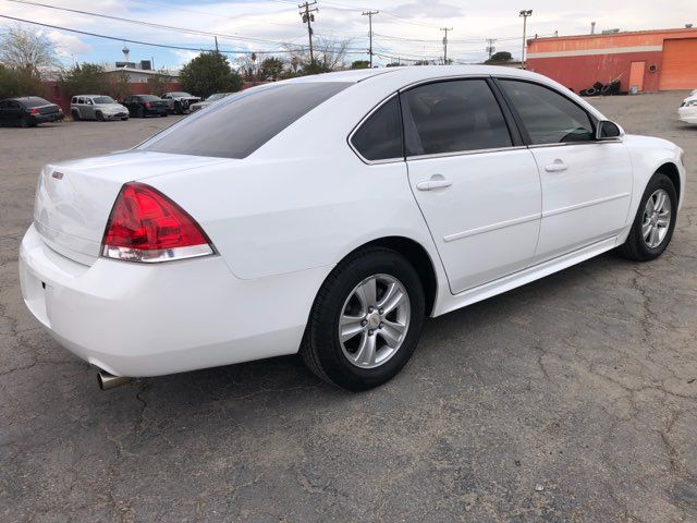 2014 Chevrolet Impala Limited LS CAR PROS AUTO CENTER (702) 405-9905 Las Vegas, Nevada 3