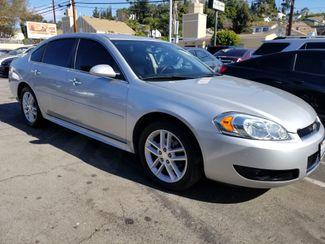 2014 Chevrolet Impala Limited LTZ Los Angeles, CA 4