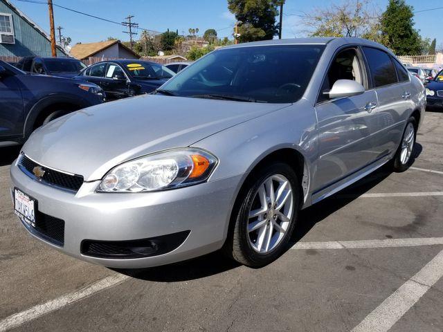 2014 Chevrolet Impala Limited LTZ Los Angeles, CA