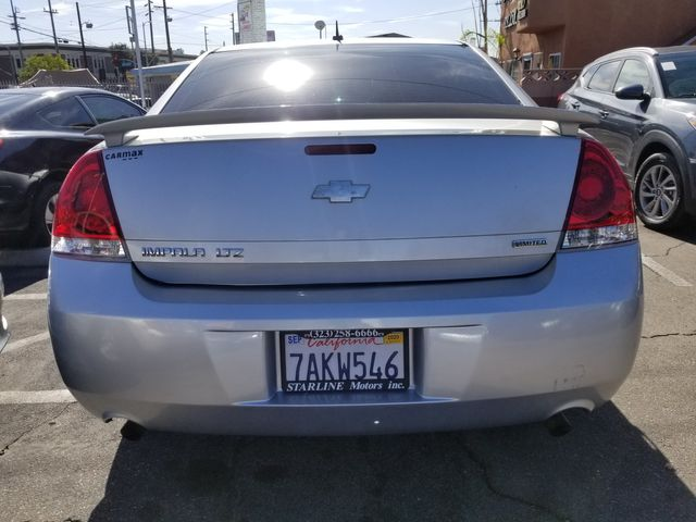 2014 Chevrolet Impala Limited LTZ Los Angeles, CA 5