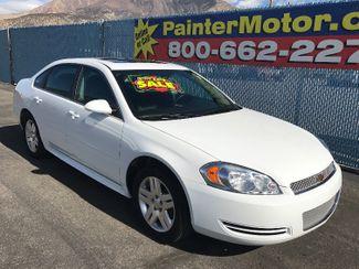 2014 Chevrolet Impala Limited LT Nephi, Utah