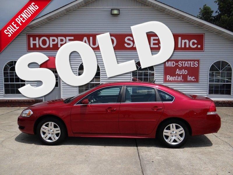 2014 Chevrolet Impala Limited LT   Paragould, Arkansas   Hoppe Auto Sales, Inc. in Paragould Arkansas