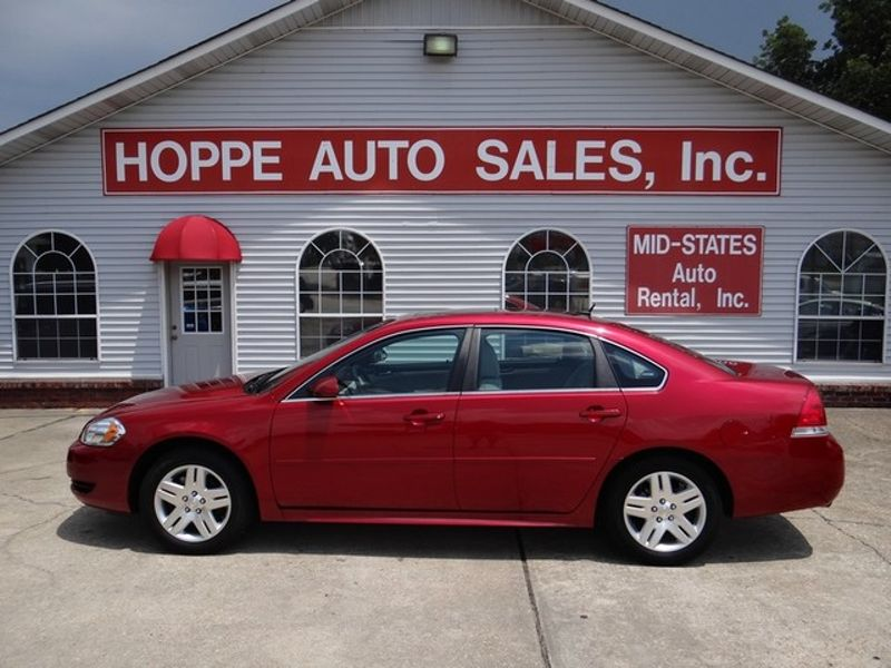 2014 Chevrolet Impala Limited LT | Paragould, Arkansas | Hoppe Auto Sales, Inc. in Paragould Arkansas