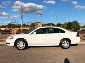 2014 Chevrolet Impala Limited Police Osseo, Minnesota 2