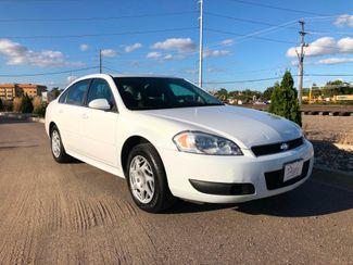 2014 Chevrolet Impala Limited Police Osseo, Minnesota 1
