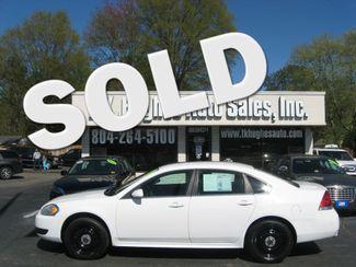 2014 Chevrolet Impala Limited Police Richmond, Virginia