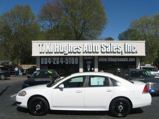 2014 Chevrolet Impala Limited Police Richmond, Virginia 0