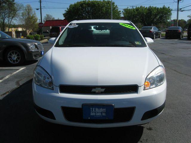 2014 Chevrolet Impala Limited Police Richmond, Virginia 2