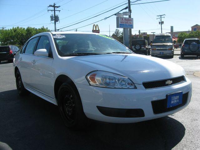 2014 Chevrolet Impala Limited Police Richmond, Virginia 3