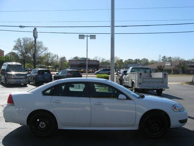 2014 Chevrolet Impala Limited Police Richmond, Virginia 4