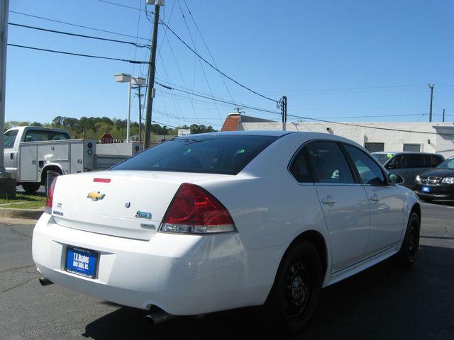 2014 Chevrolet Impala Limited Police Richmond, Virginia 5