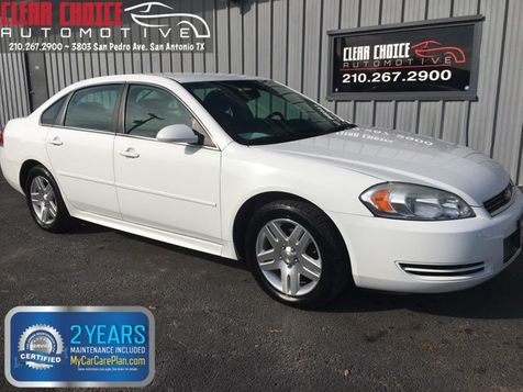 2014 Chevrolet Impala Limited LT in San Antonio, TX