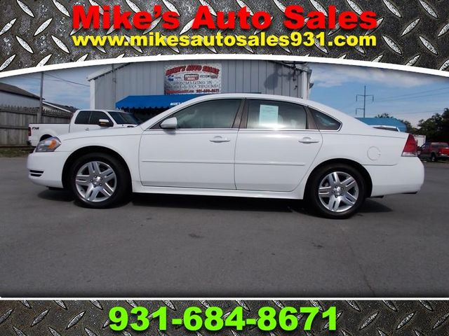 2014 Chevrolet Impala Limited LT Shelbyville, TN