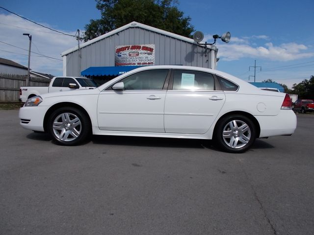 2014 Chevrolet Impala Limited LT Shelbyville, TN 1
