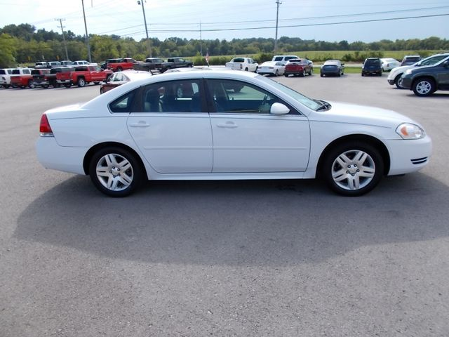 2014 Chevrolet Impala Limited LT Shelbyville, TN 10
