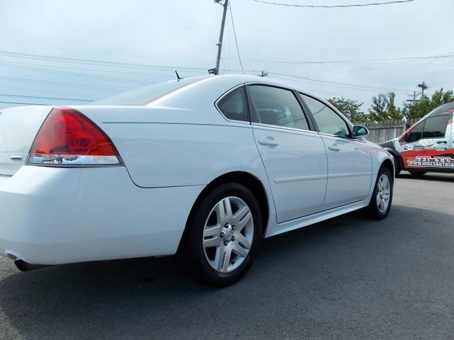 2014 Chevrolet Impala Limited LT Shelbyville, TN 11