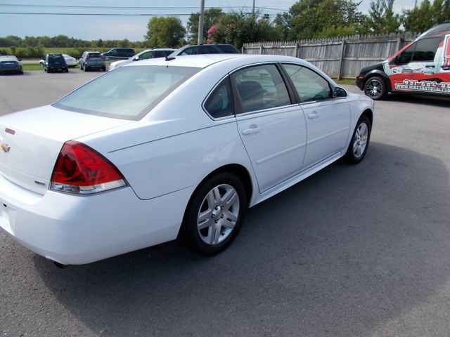 2014 Chevrolet Impala Limited LT Shelbyville, TN 12