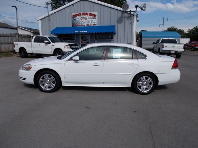 2014 Chevrolet Impala Limited LT Shelbyville, TN 2