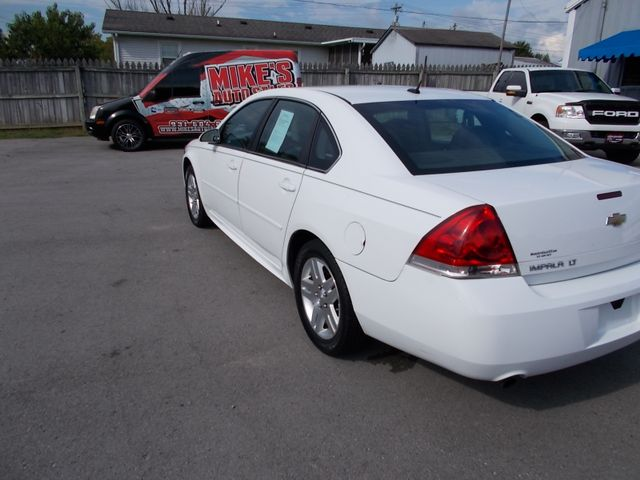 2014 Chevrolet Impala Limited LT Shelbyville, TN 4