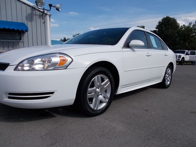 2014 Chevrolet Impala Limited LT Shelbyville, TN 5