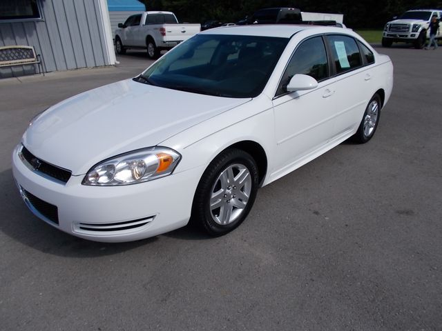 2014 Chevrolet Impala Limited LT Shelbyville, TN 6