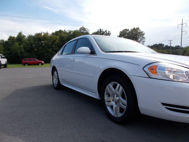 2014 Chevrolet Impala Limited LT Shelbyville, TN 8