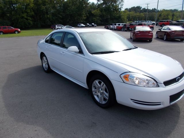 2014 Chevrolet Impala Limited LT Shelbyville, TN 9