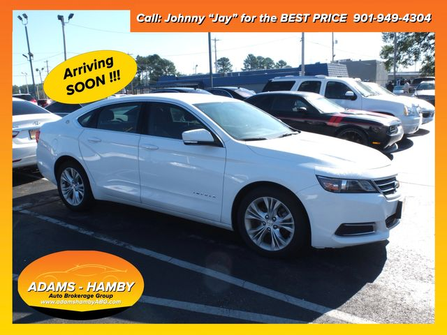 2014 Chevrolet Impala LT with LOW Miles in Memphis, TN 38115