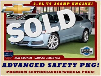 2014 Chevrolet Impala LT/2LT - PREMIUM SEATING & ADVANCED SAFETY PKGS Mooresville , NC