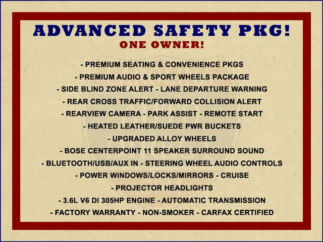 2014 Chevrolet Impala LT/2LT - PREMIUM SEATING & ADVANCED SAFETY PKGS Mooresville , NC 1