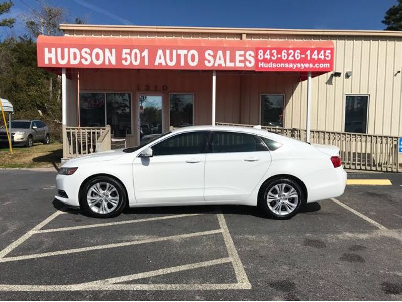 2014 Chevrolet Impala LT | Myrtle Beach, South Carolina | Hudson Auto Sales in Myrtle Beach South Carolina