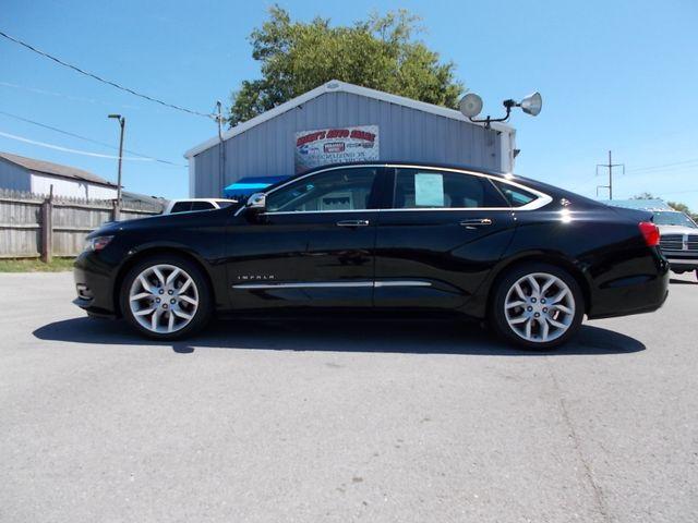 2014 Chevrolet Impala LTZ Shelbyville, TN 1