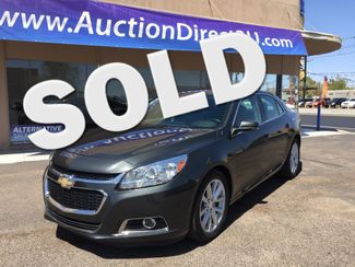 2014 Chevrolet Malibu 2LT 5 YEAR/100,000 MILE FACTORY POWERTRAIN WARRANTY Mesa, Arizona