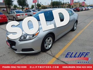 2014 Chevrolet Malibu LS in Harlingen TX, 78550