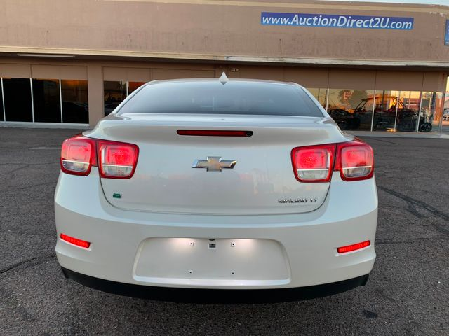 2014 Chevrolet Malibu LT 3 MONTH/3,000 MILE NATIONAL POWERTRAIN WARRANTY Mesa, Arizona 3