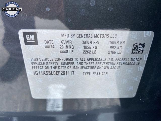 2014 Chevrolet Malibu LS Madison, NC 37
