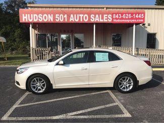 2014 Chevrolet Malibu LT | Myrtle Beach, South Carolina | Hudson Auto Sales in Myrtle Beach South Carolina