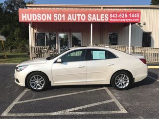 2014 Chevrolet Malibu LT | Myrtle Beach, South Carolina | Hudson Auto Sales in Myrtle Beach South Carolina