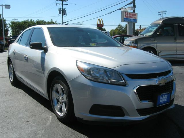 2014 Chevrolet Malibu LS Richmond, Virginia 3