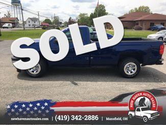 2014 Chevrolet Silverado 1500 4X4 Work Truck in Mansfield, OH 44903