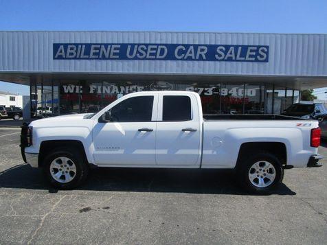 2014 Chevrolet Silverado 1500 LT in Abilene, TX