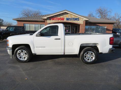 2014 Chevrolet Silverado 1500  2WD SWB | Abilene, Texas | Freedom Motors  in Abilene, Texas