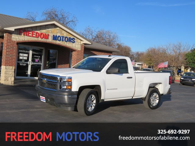 2014 Chevrolet Silverado 1500  2WD SWB   Abilene, Texas   Freedom Motors  in Abilene,Tx Texas