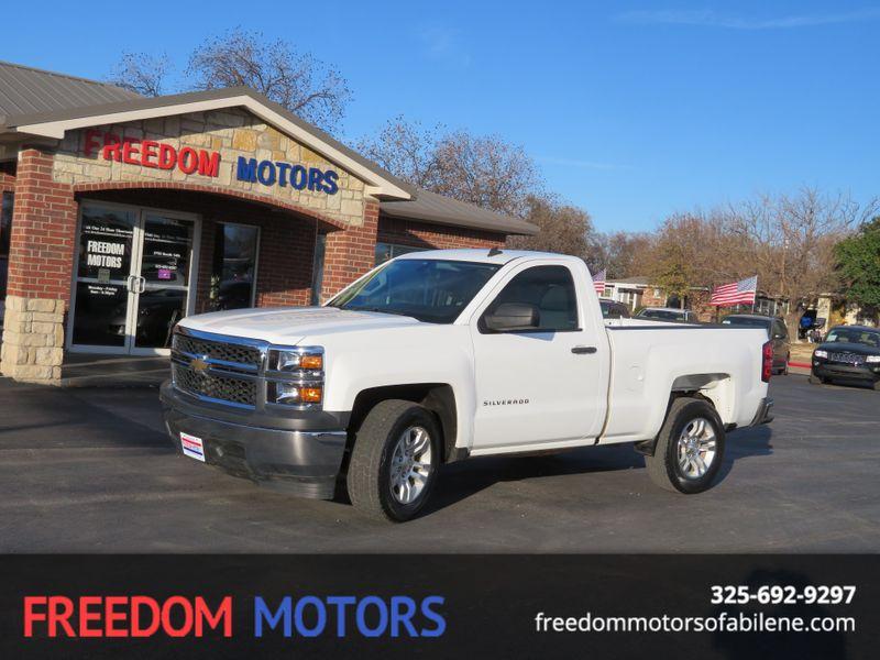 2014 Chevrolet Silverado 1500  2WD SWB | Abilene, Texas | Freedom Motors  in Abilene Texas