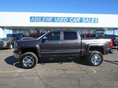 2014 Chevrolet Silverado 1500 LTZ in Abilene, TX