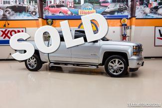 2014 Chevrolet Silverado 1500 High Country 4X4 in Addison Texas, 75001